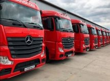 The Russian market of new trucks grew by almost 6% in August