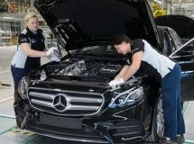 The Russian Mercedes-Benz plant switched to two-shift operation