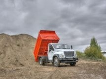 GAZon NEXT became the leader of the Russian truck market in August