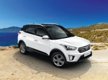 Hyundai Creta became the leader of the car market in St. Petersburg in August
