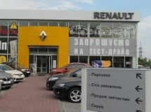 In August, the Ukrainian car market grew by 19%