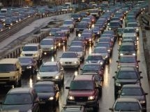Russian car park exceeded 52 million units