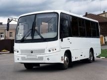 The Russian market of new buses grew by 44% in August