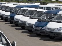 In August, the used LCV market fell again