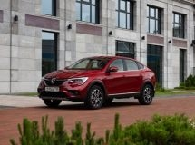 Renault began the exporting of new Arkana coupe-crossover to the CIS countries