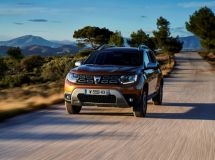 Dacia Duster became the leader among crossovers in Europe in August