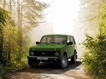 LADA 4x4 – is the most popular used SUV in Russia