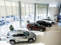 Over 1.5 trillion rubles were spent for the purchase of new cars in Russia