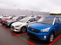 St. Petersburg Hyundai plant increased the production by 1% for 9 months of 2019