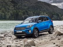 TOP-10 of the best-selling SUVs in Russia in September