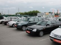 Used car market fell by 3% in September