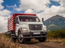 GAZon NEXT leads the truck market in Russia for the second month in a row