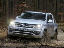 Volkswagen Amarok received the powerful engine in Russia