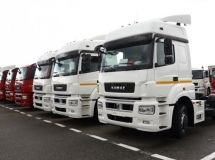 VEB will finance the supply of KAMAZ products to Turkmenistan
