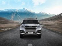 Haval began the pre-production assembly of H9 SUV