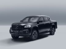 Mercedes-Benz X-Class received a special Night Edition version in Russia