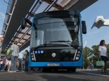 Moscow shared its experience of electric buses operating at the International Forum in Brussels