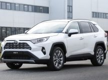 In Russia, the production of new Toyota RAV4 was started