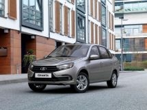 LADA Granta remained the best-selling model in Russia in October