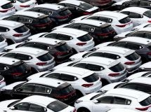 The Russian car market fell by 5% in October