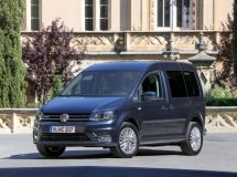 Volkswagen increased sales of LCV by 8% in Russia in October