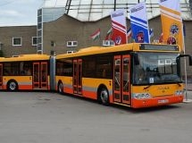 The market of new buses grew by 2% in Russia in October