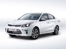 The most popular car in Moscow in October was KIA Rio