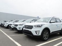 Hyundai Creta became the leader of the car market in St. Petersburg in October