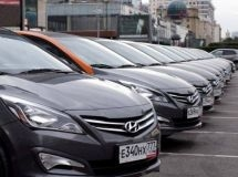 TOP-10 of Russian regions in terms of the fleet of Korean brand cars