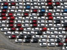 Chinese car market lost 6% in October