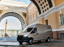 TOP-10 of the most popular LCVs in St. Petersburg