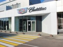 The new showroom Cadillac and Chevrolet was opened in Voronezh