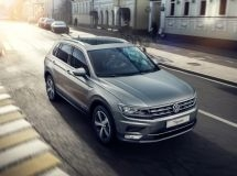 Volkswagen Tiguan became the best-selling crossover in Europe in October