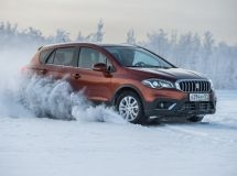 Suzuki increased sales by 48% in Russia in November