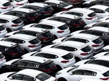 The Russian car market fell by 6% in November
