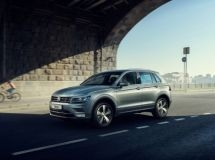 Volkswagen Tiguan became the leader of the car market in St. Petersburg in November