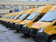 GAZ Group delivered school buses to the Nizhny Novgorod region