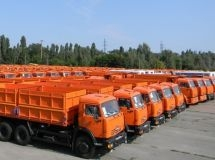 TOP-10 of the most common brands of trucks in the Russian Federation