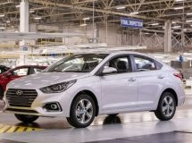 St. Petersburg Hyundai plant exceeded the production plan for 2019