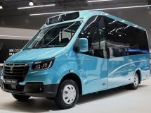 GAZ has begun the preparations for the release of a low-floor minibus