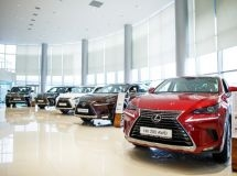 Sales of Japanese car brands fell by 10% in Russia
