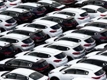 The Russian car market fell by 2.3% in 2019