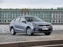 TOP-10 of new cars in the market of St. Petersburg in 2019