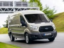 Ford recalls 125 Transit vans in Russia