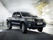 The market of used pickups has grown by 5% in Russia