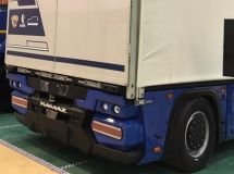 KAMAZ has developed a cabless truck