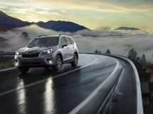 Subaru recalls more than 600 crossovers Forester in Russia
