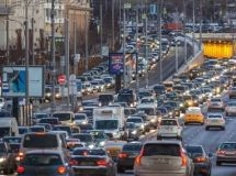 In Russia, there are about 53 million vehicles