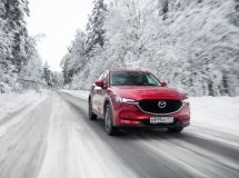 Mazda increased sales by 5% in Russia in January