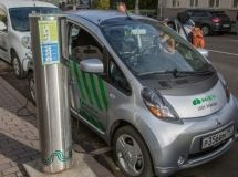 6.3 thousand electric vehicles are registered in Russia